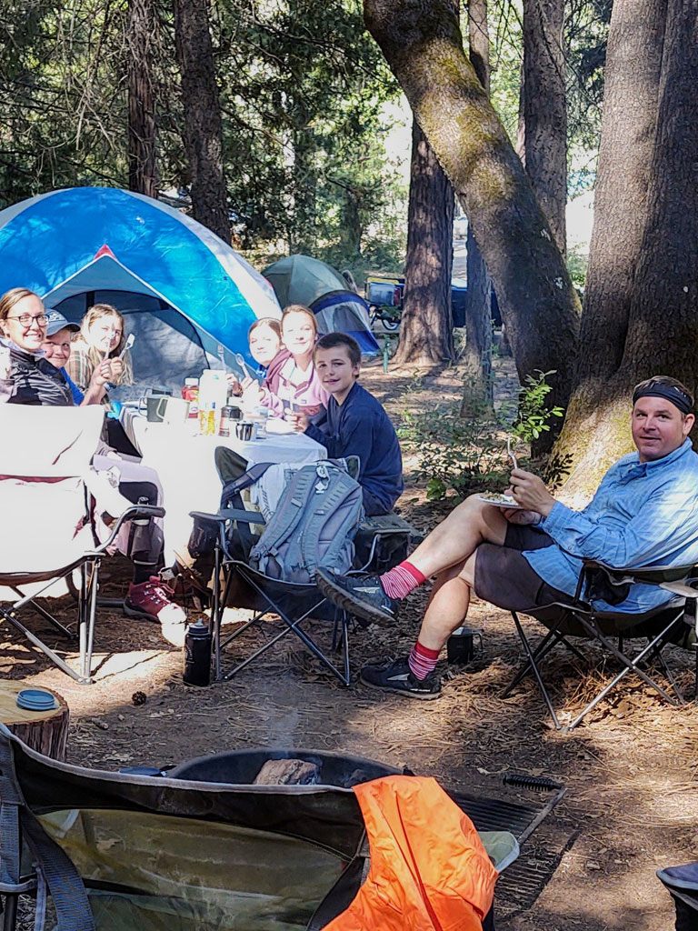 Luxury Camping Trips