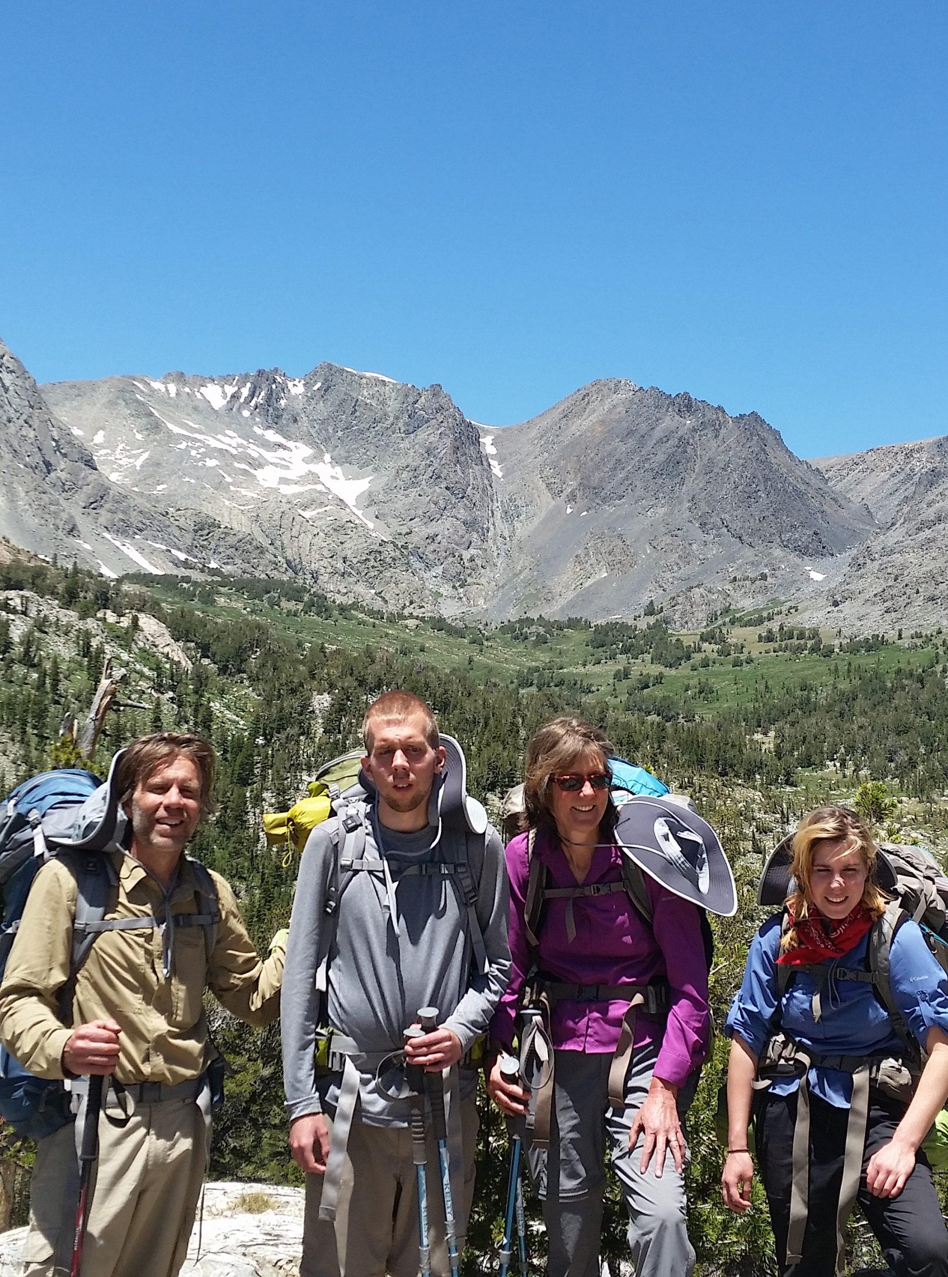 Backpack Trips